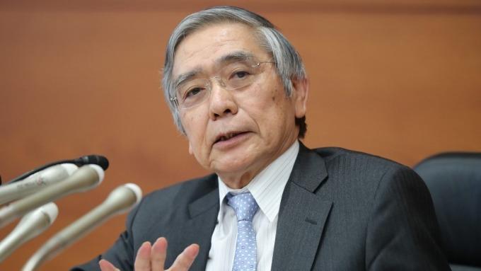 全球經濟不確定性減弱 日本央行維持貨幣政策不變(圖:AFP)