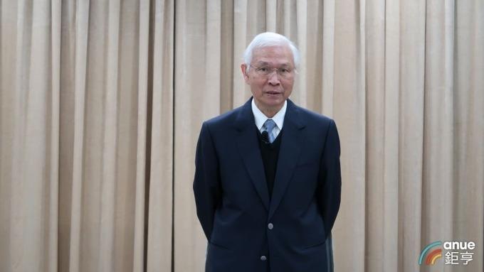 中央銀行總裁楊金龍。(鉅亨網記者郭幸宜攝)