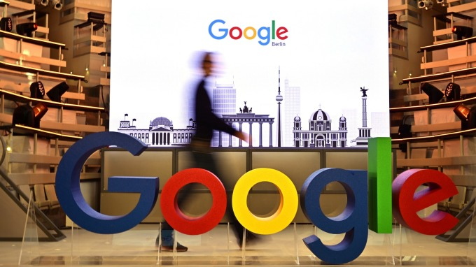 谷歌有望與亞馬遜並列成為另一個電商帝國?(圖片:AFP)