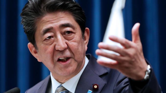 日本內閣通過2020年度預算案 連續兩年破百兆日圓 (圖片:AFP)