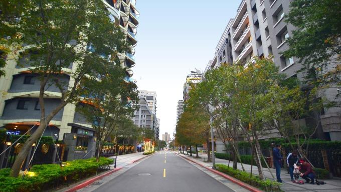 內湖五期是北市知名豪宅聚落,買主多是往來國際的商務客。(圖/遠雄提供)
