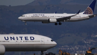 聯合航空二度延長波音737 MAX停飛時間(圖片:AFP)