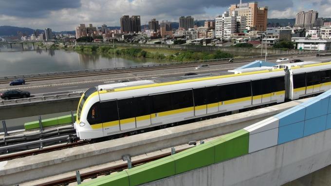 新北環狀線vs.北捷新票價 2020年雙北通勤板塊大挪移。(圖片:新北市捷運局)