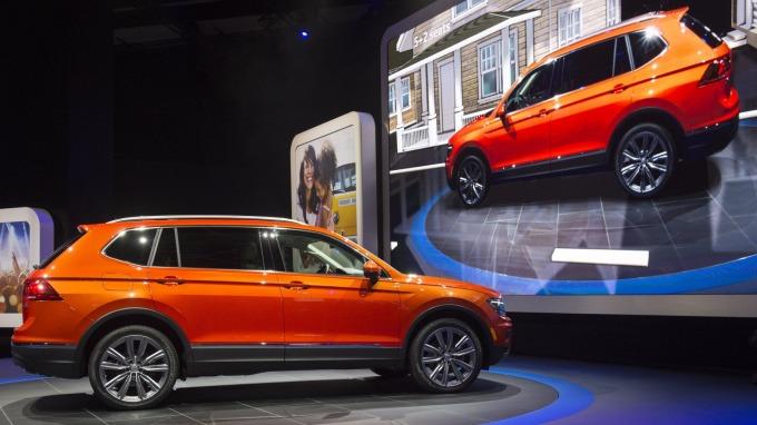 特斯拉勁敵來了!初創電動車廠Rivian獲亞馬遜、福特投資 (圖片:AFP)