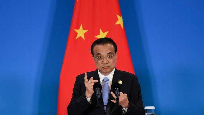 李克強:加速中日韓自貿區談判!以取得實質進展  (圖:AFP)