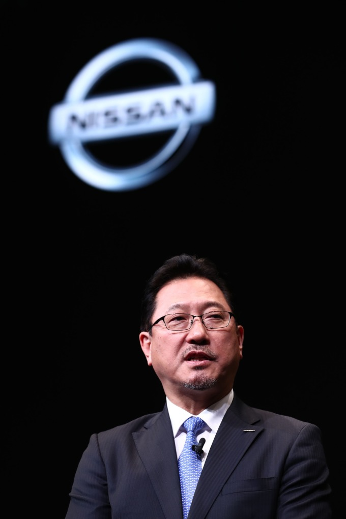 關潤在今年 12 月初被任命為 COO(圖片: AFP)