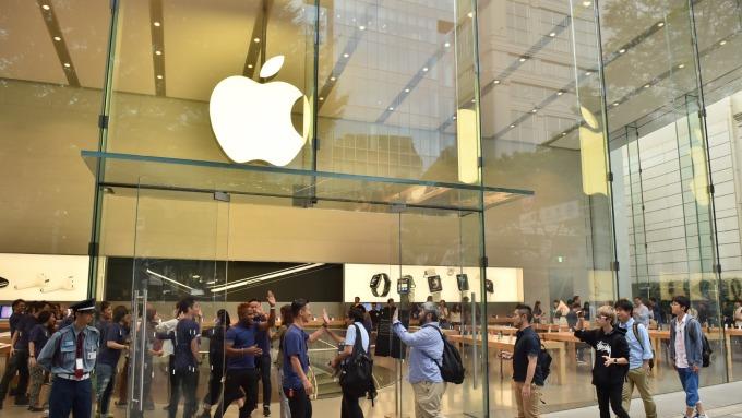 日本Apple Store新年禮 最高回饋2.4萬日圓禮品卡!(圖片:AFP)