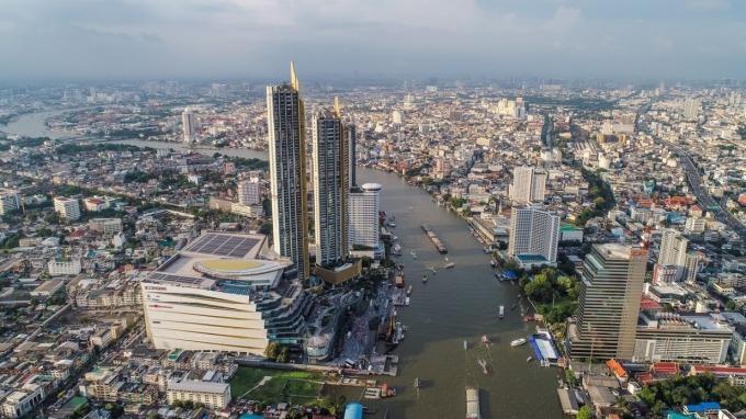 曼谷置產成新寵 文華東方酒店管理式住宅受頂級客青睞。(圖:曼谷文華東方酒店管理式住宅提供)