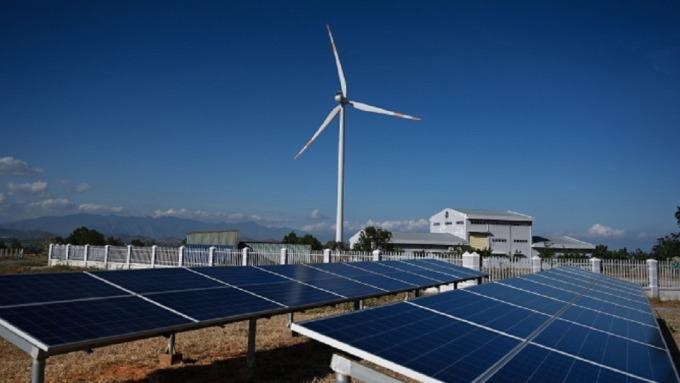 ESG相關投資規模逐年擴大。(圖片:AFP)