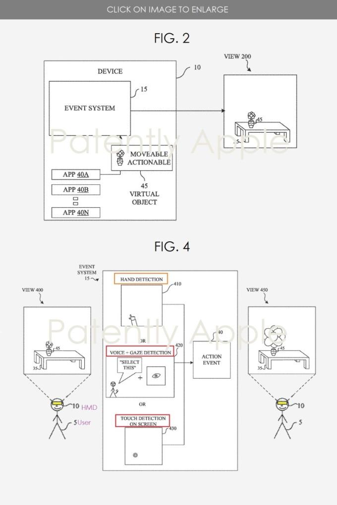 蘋果專利示意圖 (圖片:.patentlyapple.com)