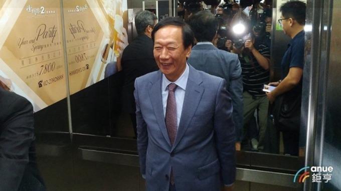 郭台銘:台灣ICT+健康醫療 可望創造兆元大健康產業。(鉅亨網資料照)
