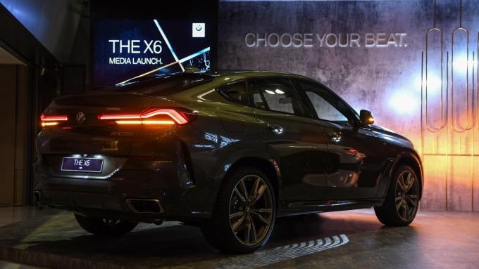 BMW大改款X6討論度高。(圖:汎德永業提供)
