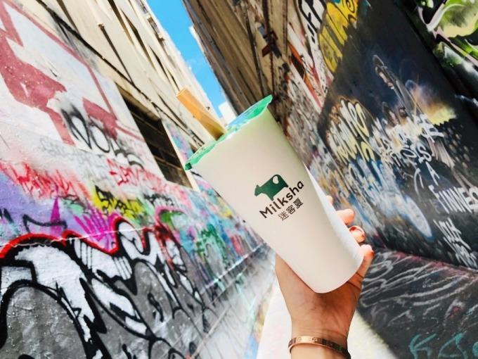 墨爾本塗鴉巷。(圖:迷客夏提供)