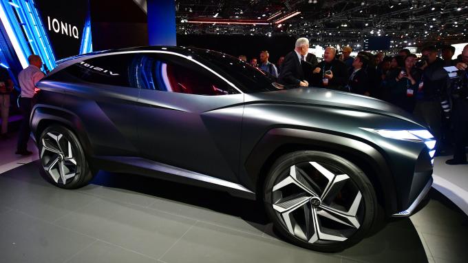 現代汽車:2020南韓車市將迎「小春天」(圖片:AFP)