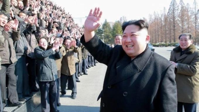 年底期限將至 金正恩呼籲採「進攻性措施」保北韓安全 (圖片:AFP)