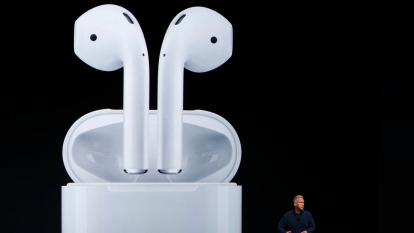 花旗:AirPods、Watch銷售佳 領蘋果明年繼續發光 (圖片:AFP)