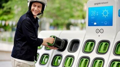Gogoro看好電動機車汰舊換新補助將持續為買氣加溫。(圖:Gogoro提供)