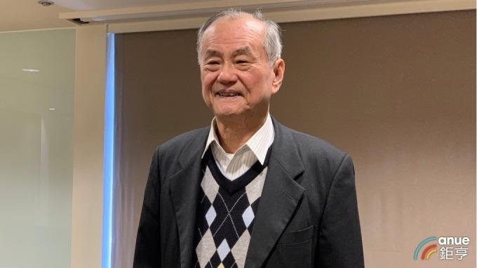 京元電董事長李金恭。(鉅亨網記者林薏茹攝)