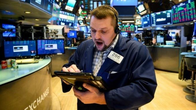標普對美國公司債之評價 創2009年來最悲觀 (圖片:AFP)