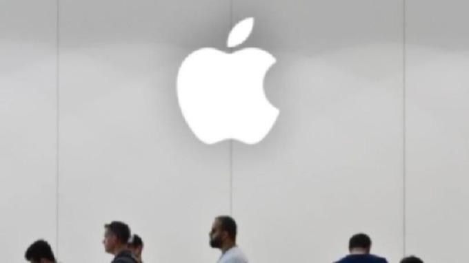 蘋果通過新專利:未來MacBook的觸控面板 圖片:AFP