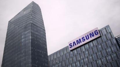 三星成功研發三奈米製程  意圖成為市場龍頭  (圖片:AFP)