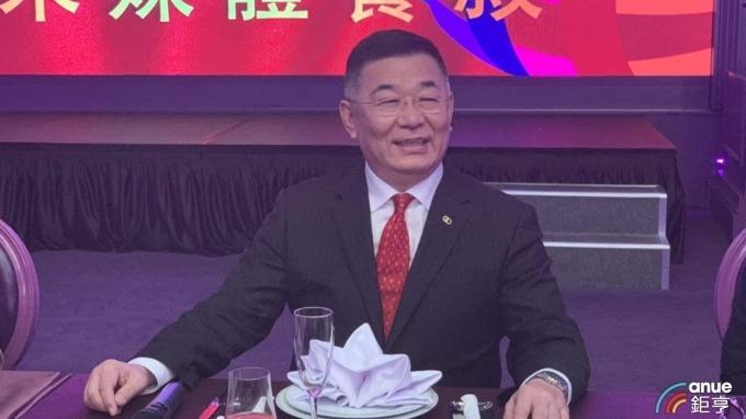 雙美新任董事長暨學習長林齊國。(鉅亨網記者沈筱禎攝)