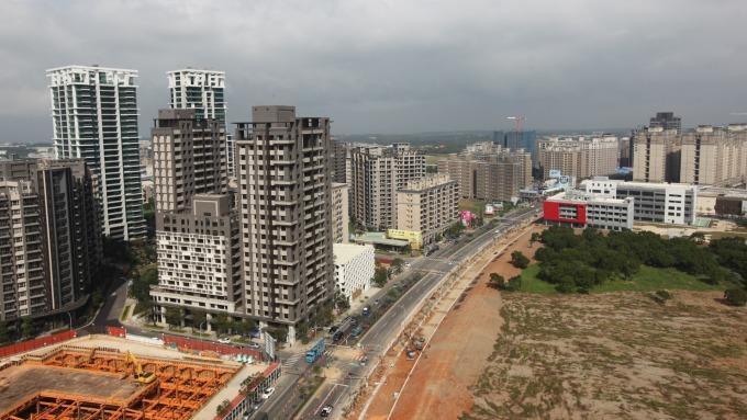 海悅王俊傑認為,2020年重劃區大推案的狀況將比過去更明顯。(圖/海悅提供)