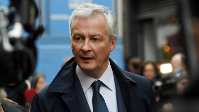 法國經濟部長再度警告美國:不要對數位稅報復(圖片:AFP)