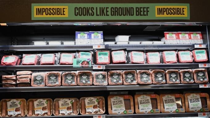 Impossible Foods推仿豬肉及香腸產品 鎖定中國與亞洲市場(圖:AFP)