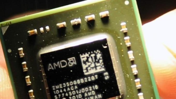 〈CES大展〉AMD發布最新Ryzen 4000行動處理器 主打輕薄筆電 圖片:AFP