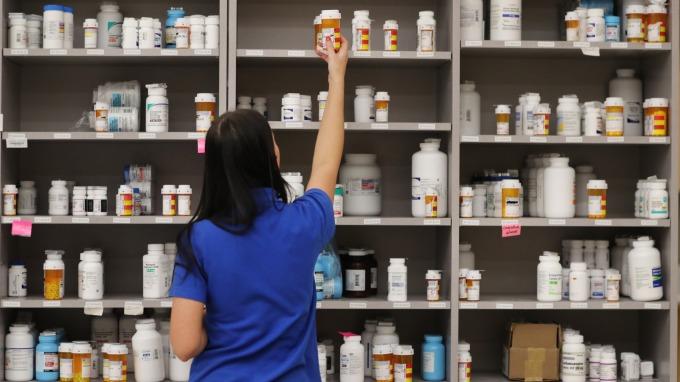 基亞子公司獲泰國FDA藥證。(圖:AFP)