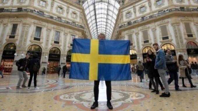 瑞典央行:在很長期間內將不會再度升息 (圖:AFP)