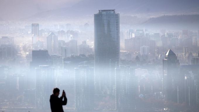 氣候變遷議題將讓全球經濟與產業結構面臨重新調整。(圖:AFP)