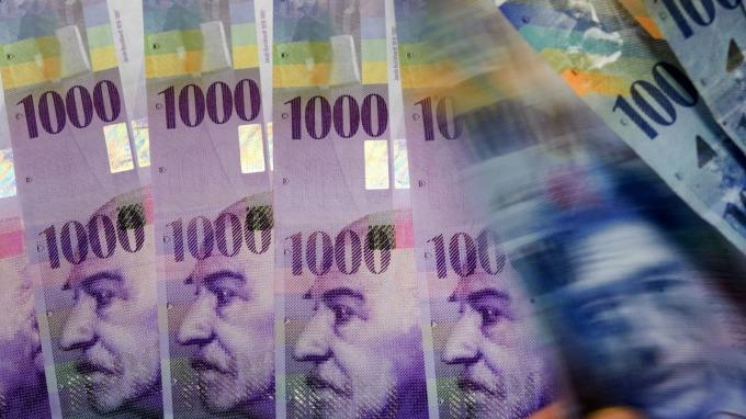 脫歐風險、美伊衝突 避險瑞郎突破兩年來高位(圖片:AFP)
