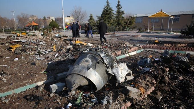 737又墜機! 波音慘遭華爾街降評(圖片:AFP)