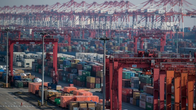 最新!世界銀行下修 2020 年全球經濟前景。(圖片:AFP)