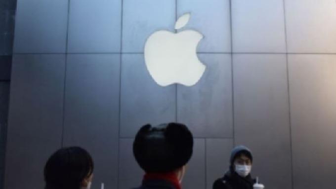 蘋果通過新專利:具動態色彩變化的未來鍵盤 圖片:AFP