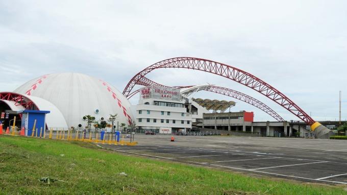 「台中洲際娛樂商城」將進駐北屯區。(圖/立智提供)
