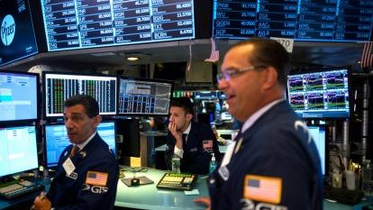 〈美股盤後〉美伊危機降級 蘋果領科技股衝高 道瓊直逼29000。(圖片:AFP)