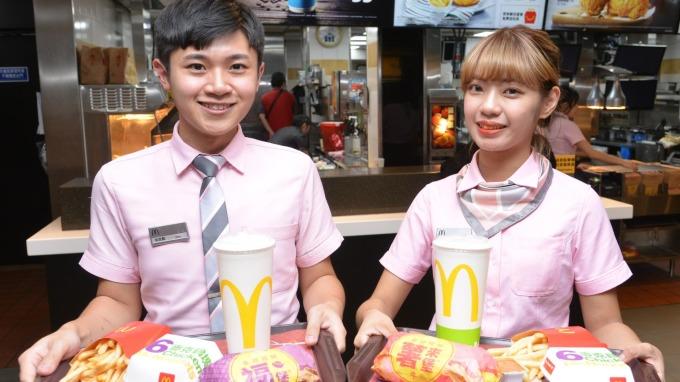 麥當勞1/15起調整部分商品價格。(圖:麥當勞提供)
