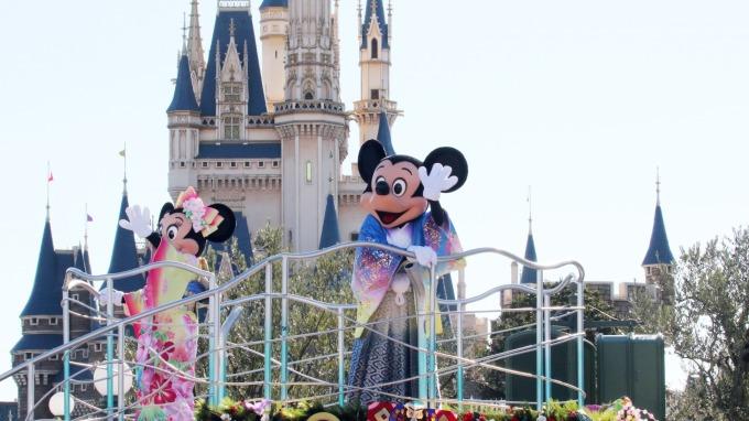 日本國外觀光客人數創新高 連8年成長 (圖片:AFP)