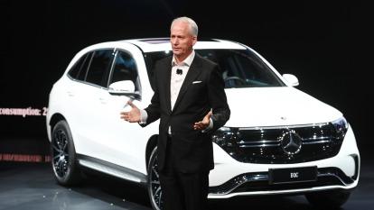 賓士連四年奪全球豪華車銷售冠軍(圖片:AFP)