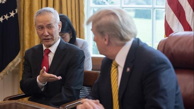 中美兩國同意每半年舉行一次會談 協商爭端和改革問題  (圖:AFP)