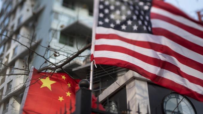 標普飆新高!美傳將中國自「匯率操縱國」名單中排除。(圖片:AFP)
