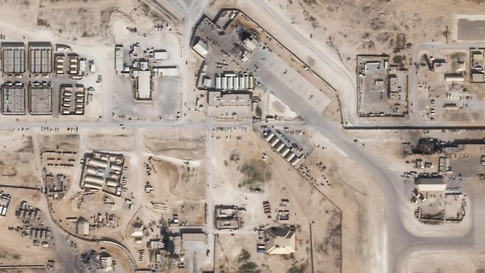是誰預警?美軍、伊拉克早知伊朗導彈攻擊 因而無人傷亡(圖:AFP)