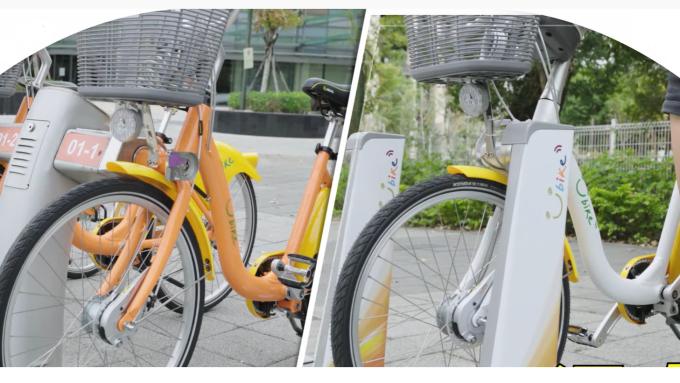 台北市YouBike微笑單車2.0版今 (15) 日於公館地區展開試營運。(圖:擷取自YouBike官網)