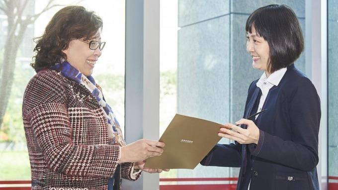 華南銀行「領航」為中小企業主搭建財富階梯。(圖:華南銀行提供)