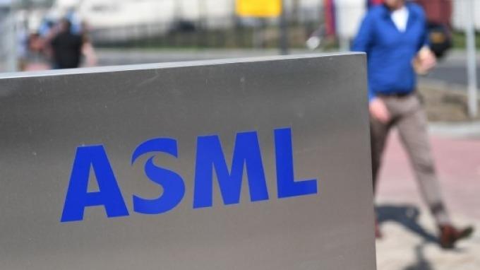 傳美國攔阻ASML賣設備給中國 中方這樣回應 (圖片:AFP)