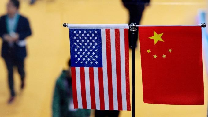 中美貿易戰最終贏家究竟會是誰(圖片:AFP)