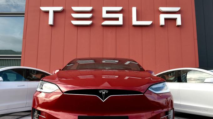 中國將加購美國電池 特斯拉可能是最大贏家(圖片:AFP)